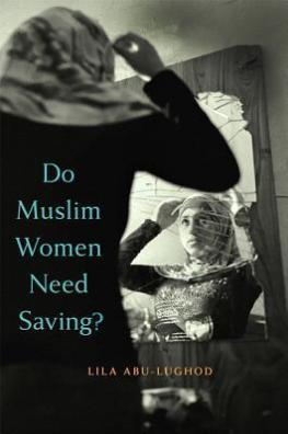 muslim women need saving