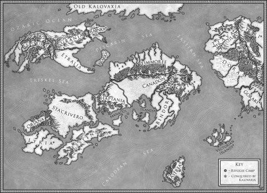 ash princess map