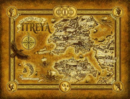 itreya map