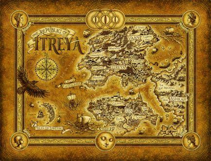 itreya map