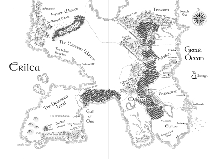 erilea map