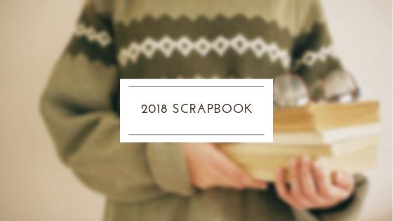 2018 Scrapbook