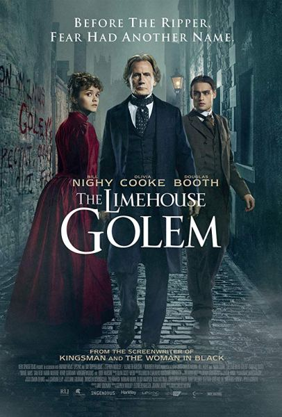the limehouse golelm