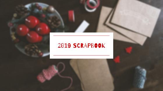 2019 Scrapbook