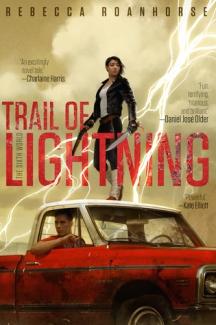 trail of lightening